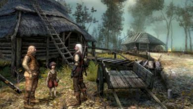 Photo of First Witcher game free on GOG