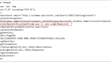 Photo of Microsoft adds SettingContent-ms File Format to the Packager Activation list