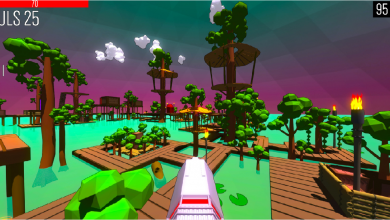 Photo of Rogue-Like FPS Polygod Launches on PC, Nintendo Switch and Xbox One