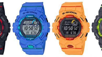 Photo of Casio G-Shock GBD-800 Series To Come With Bluetooth And Fitness Tracking Features