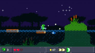 Photo of Pixel Platformer Kero Blaster Comes to Nintendo Switch on August 23rd