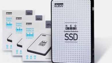 Photo of KLEVV Launches The Neo N500 SSD With 72 Layer NAND Memory Write Speeds Upto 520 MB/s