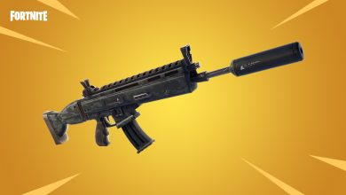 Photo of Fortnite v5.40 Content Update Adds the Suppressed Assault Rifle, Drum Gun Vaulted