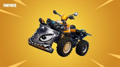 Photo of Fortnite's New 'Quadcrasher' Vehicle Can Smash Through Structures