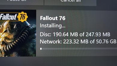 Photo of Fallout 76 Day One Download Is The Entire Game