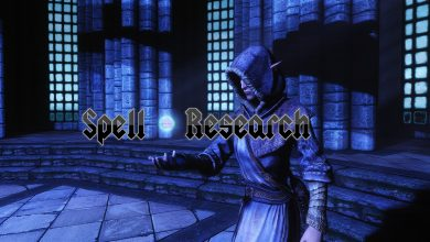 Photo of Skyrim 'Spell Research' Mod Completely Redesigns Magic Gameplay