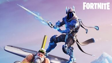 "Photo of Fortnite's Overpowered 'Infinity Blade' Vaulted, Epic ""Re-Evaluating"" Mythic Items"