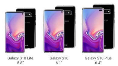 Photo of Samsung Galaxy S10's Official Variant Names Revealed
