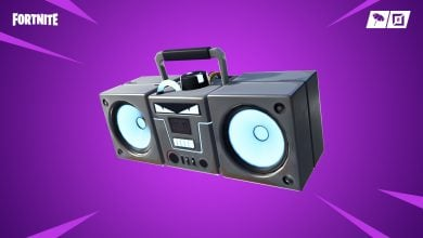 Photo of Fortnite Adds Suppressed Sniper Rifle, Nerfs Boom Box and X-4 Stormwing