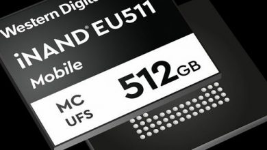 Photo of 1st UFS 3.0 Storage Drives for Smartphones Announced by Western Digital