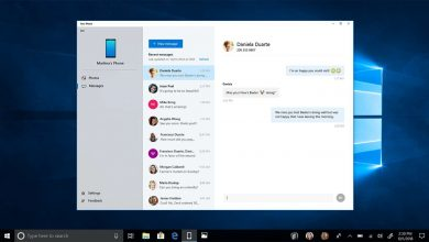 Photo of Microsoft's 'Your Phone' App Revamp Adds Hyperlink Support Within Messages