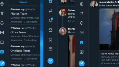 Photo of A Tweak For The Tweet: Twitter's PWA gets a UI Revamp