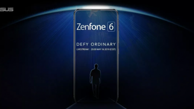 Photo of First Live Images Of The Upcoming Zenfone 6 Show an All Sceen Display With Slider Mechanism