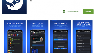 Photo of Valve Brings a New Feature Rich Standalone Steam Chat App For Mobile Phones