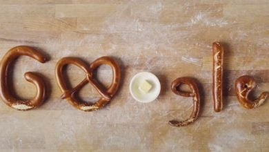 Photo of Google Pays Homage to Oktoberfest With a Custom Pretzel-Faced Doodle