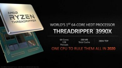 Photo of Flagship 3rd Gen Threadripper to Feature 64 Cores and 128 Threads: Launching in 2020
