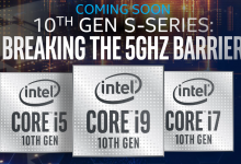 Photo of Intel 10th-Gen Core Series Desktop Grade Comet Lake-S CPUs And Compatible 400-Series Motherboards To Be Announced Late April?