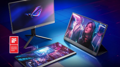 Photo of World's First 17.3-Inch Portable Monitor With 240Hz Refresh Rate Launched, ASUS ROG Strix XG17AHP Packs 7800 mAh Battery And USB-C Connectivity