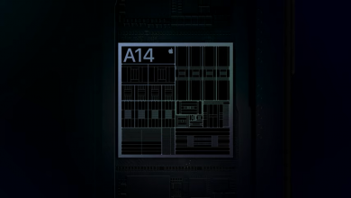 Photo of A14 enhances the lead of the industry leading A13 chip still Apple decided against high refresh rate displays