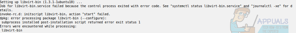 Unable to initialize audit layer 1