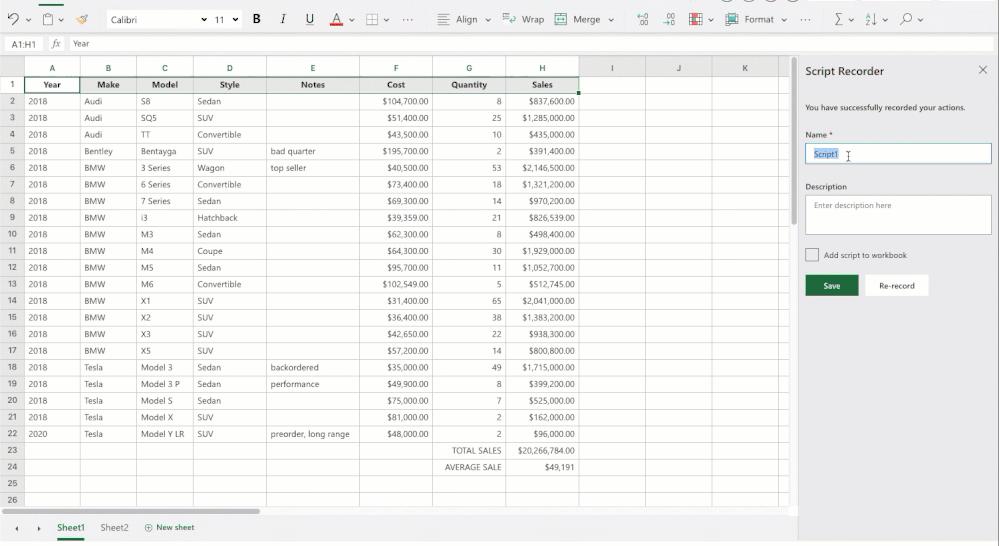 Excel Ignite 2019