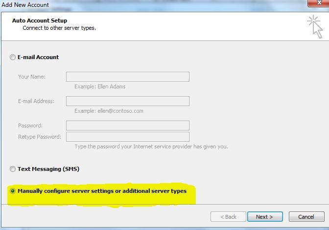 Windows Live Mail 3