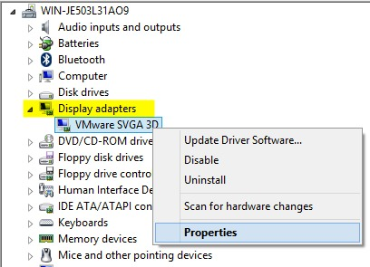display-adapters-properties