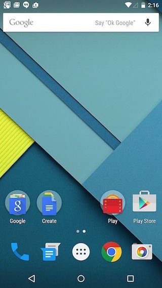 Android-5.0--Lollipop