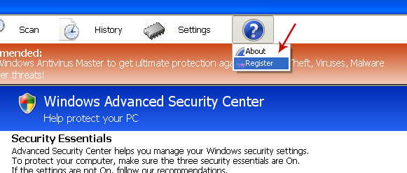 register-windows-antivirus-master-removal