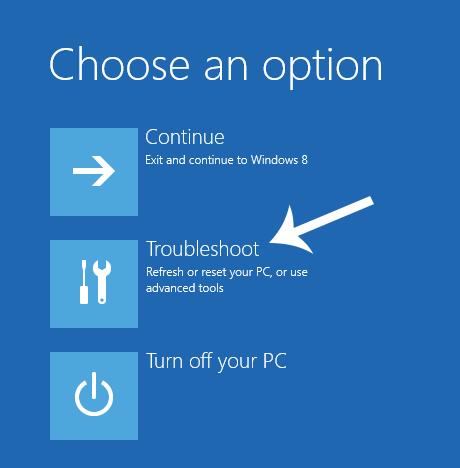 windows 10 your pc ran into a problem and needs to restart loop