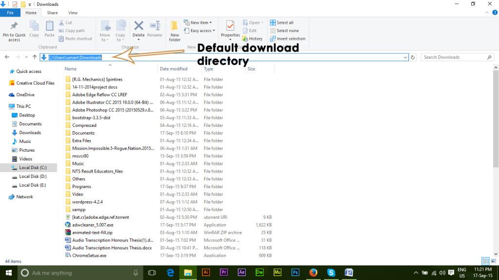 download folder edge1