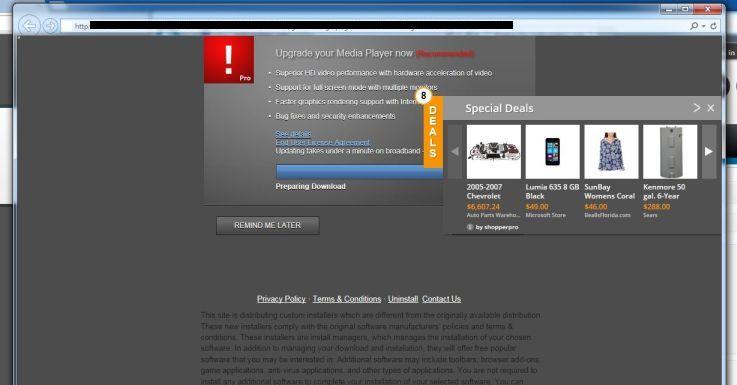 softwareupdateproduct.com entfernen 1