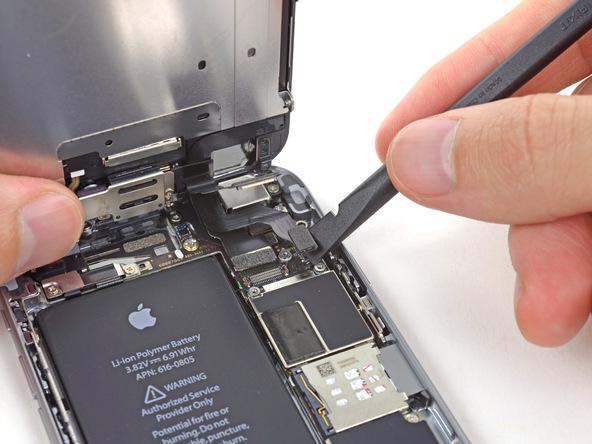 vibrator motor replacement iphone 6-10