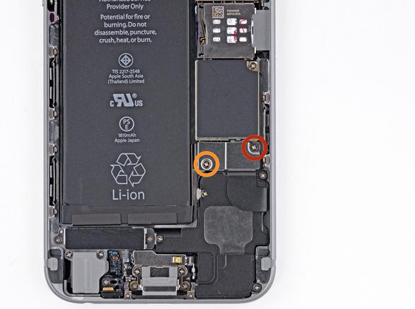 vibrator motor replacement iphone 6-13