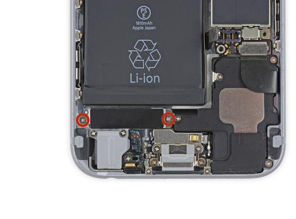 vibrator motor replacement iphone 6-16