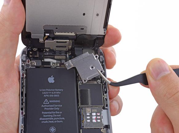 vibrator motor replacement iphone 6-7