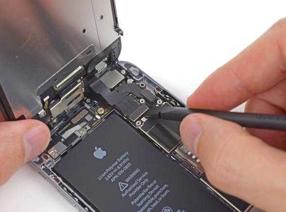 vibrator motor replacement iphone 6-8