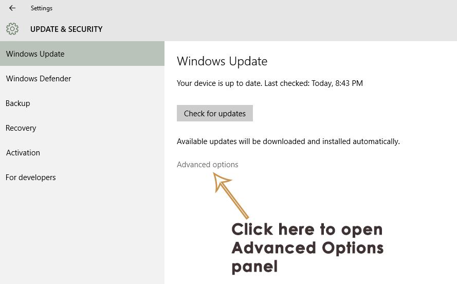 Windows 10 langsames Internet