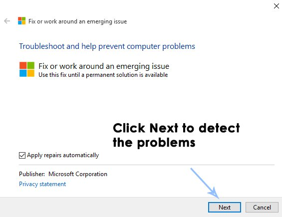 """"""" has run into an error that is preventing it from working perfectly1"""