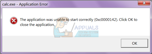 FIX: The application was unable to start correctly