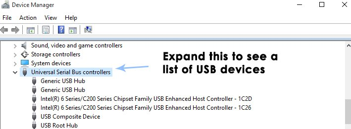 USB and External Drives on Windows 10-2