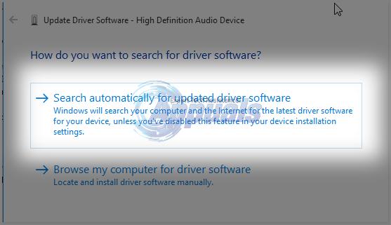 generic audio driver
