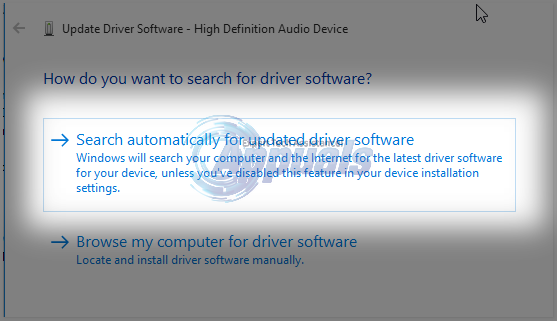 generic audio driver problem hp