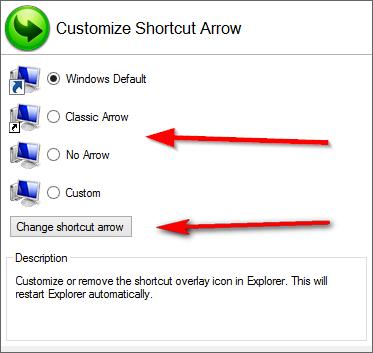 shortcut arrow fix-3