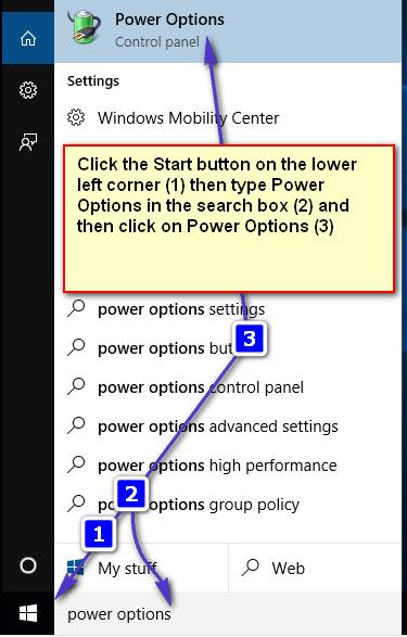 problèmes de mot de passe Windows 10