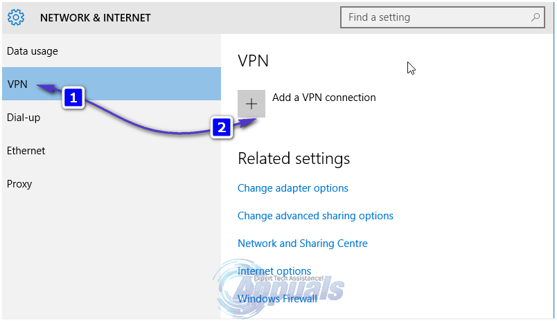 windows 10 vpn - 2
