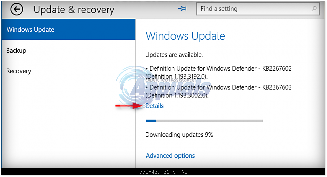 windows defender not updating-7