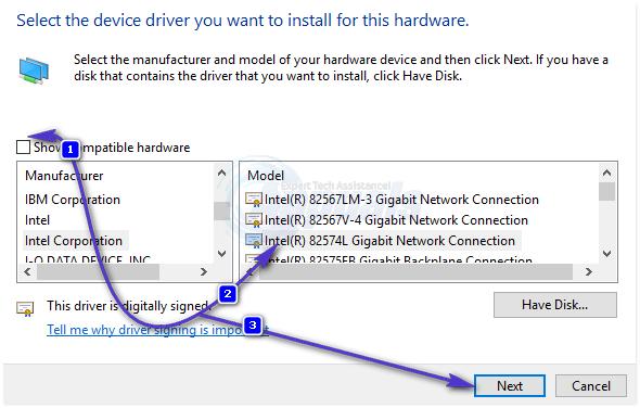 Fix: Default Gateway Is Not Available - Appuals com