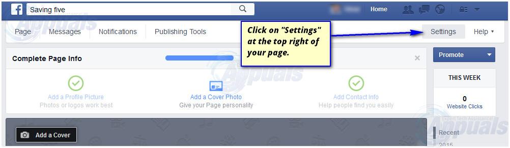 delete facebook page-3