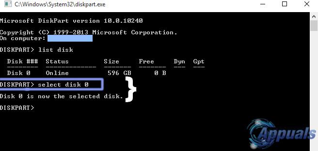 diskpart - 7